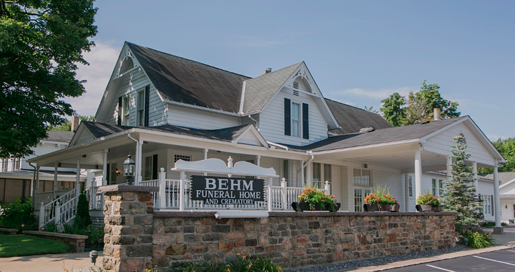 Behm Funeral Home in Madison Ohio