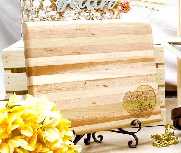 1 - Cutting Board