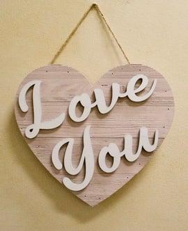 1- Love You Heart
