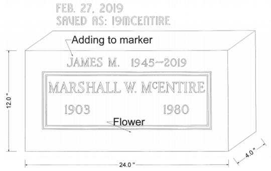 Memorial-sketch-example