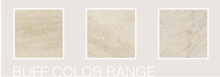 Buff Color Range