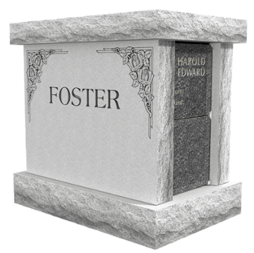 Foster Family Cremation Memorial