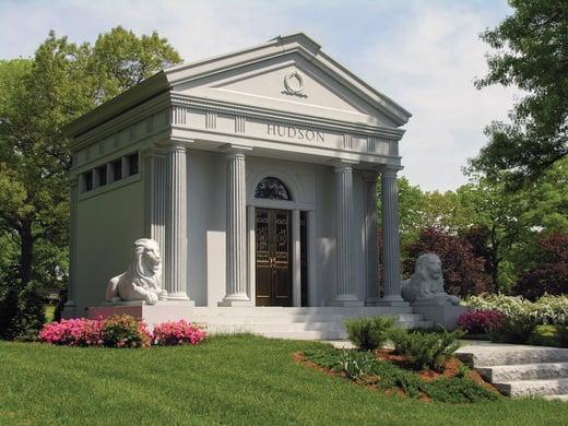Hudson - Family Mausoleum