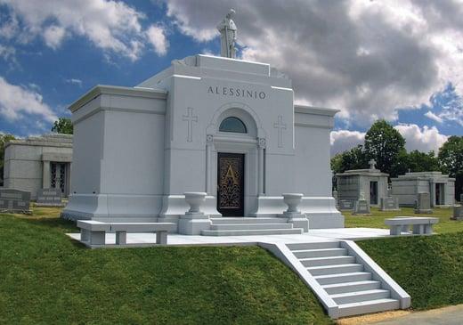 Allessinio - Family Mausoleum-1