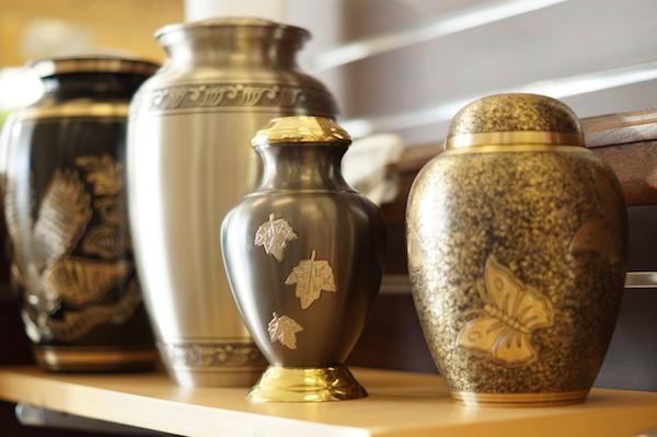 cremation memorials urn