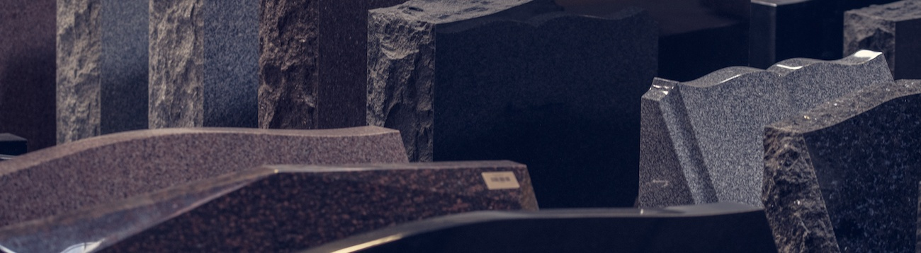 Milano Monuments Granite Options - Warehouse