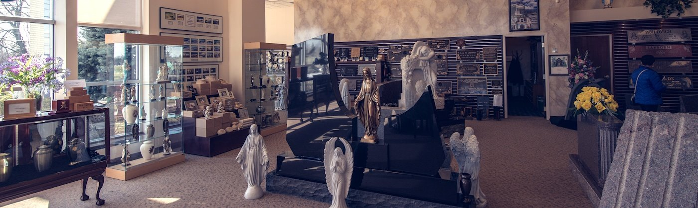 Milano Monuments Showroom