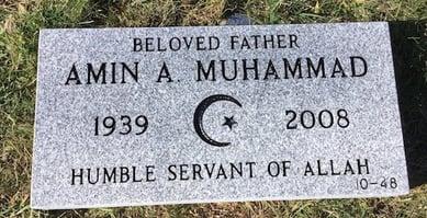 Muhammad - Flush Memorial(1)