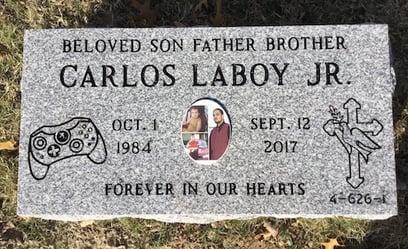 Laboy - Bevel Memorial - Westpark Cemetery