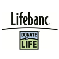 Lifebanc Donate Life Logo