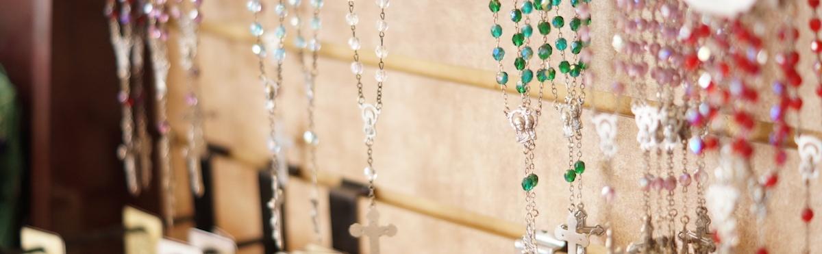 Milano Monuments Rosary