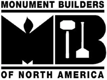 monument builders of north america logo